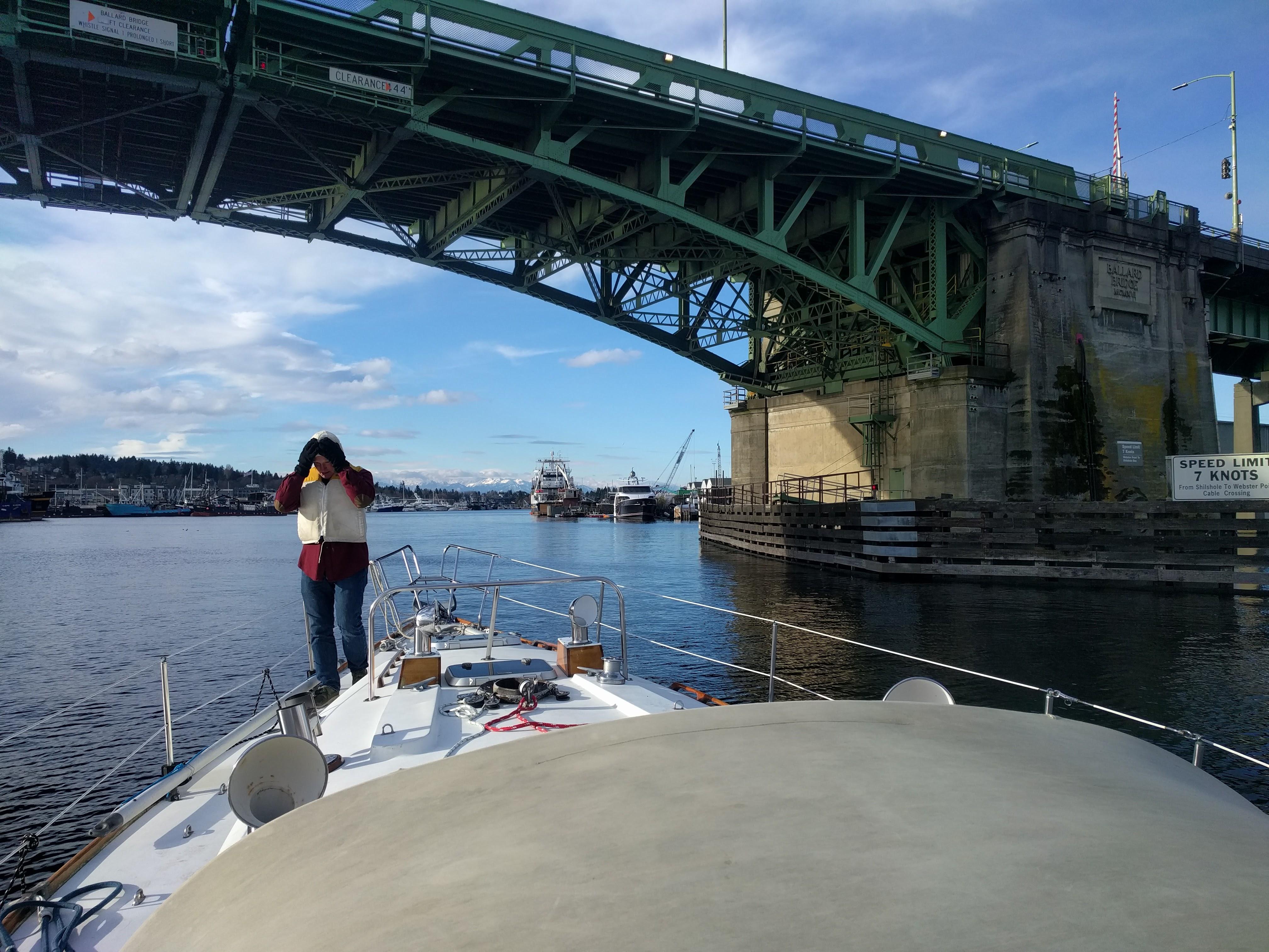 Rerig Part 2: Pulling The Mast | S/V Violet Hour