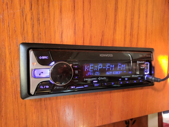 The Joy of Easy Projects on a Boat | S/V Violet Hour Harness Car Kenwood Wiring Stereo Kdc Bt Hd on